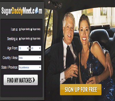 find rich sugar daddy free